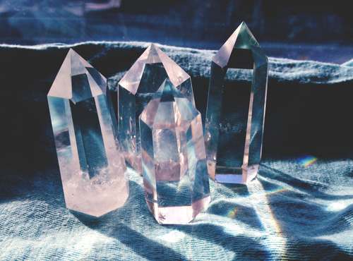 crystal, aesthetic, and nature image