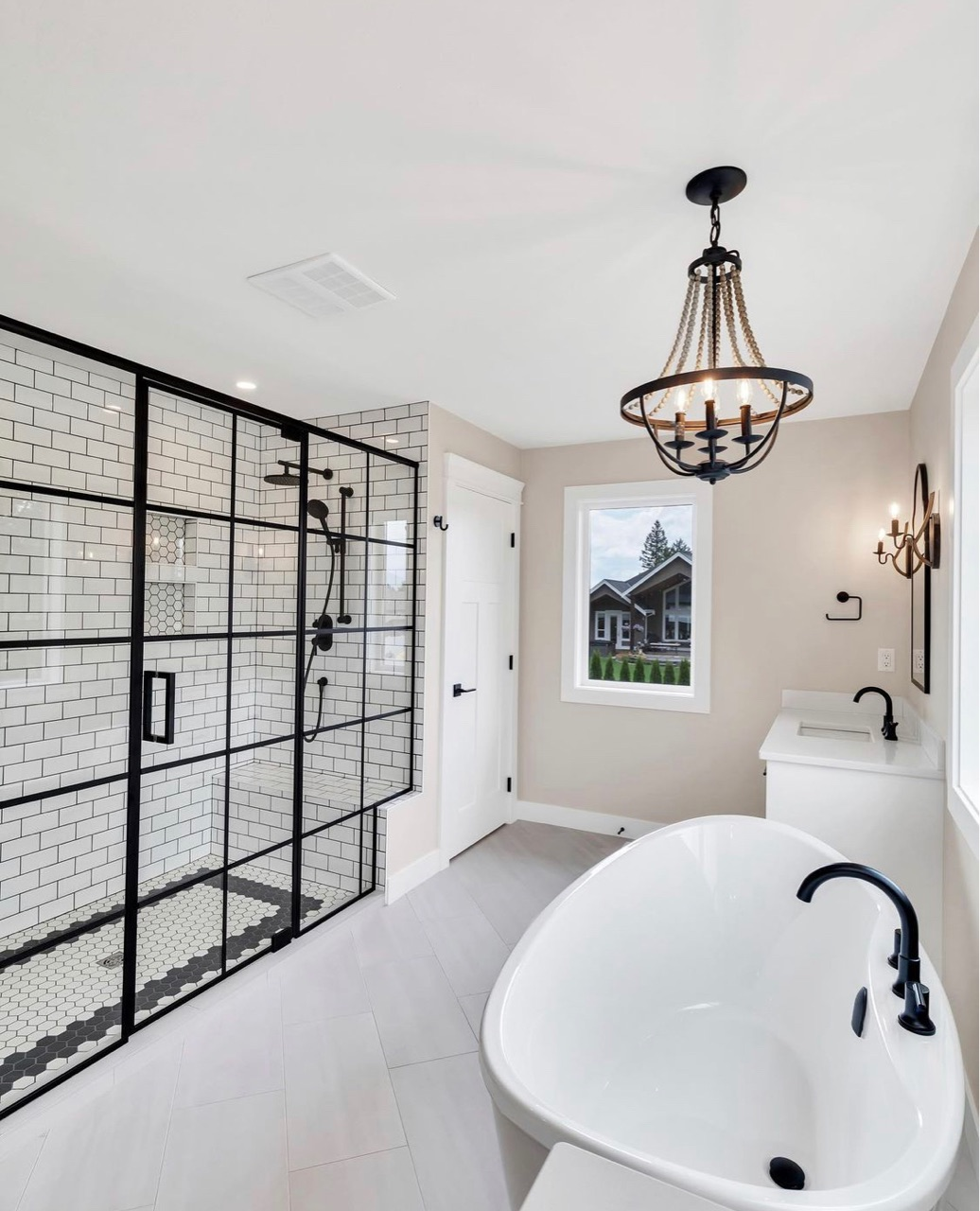 aesthetic, bathroom, and design image