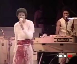 Funk, prince, and video image