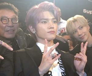 superm, taeyong, and lee taeyong icon image