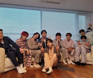 donghae, kyuhyun, and Leeteuk image