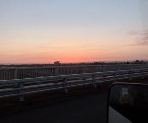 sunset and twilight image