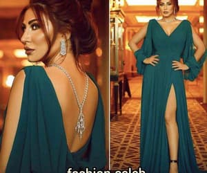 evening gown, vestido de fiesta, and formal wear image