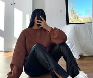 aesthetic, black, and grunge image
