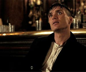 cillian murphy, gangster, and male crush handsome image