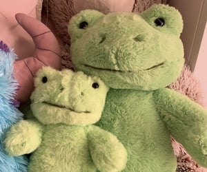 aesthetic, alt, and frog image