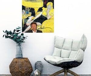 Paul McCartney, poster, and beeld image