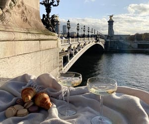 aesthetic, champagne, and paris image