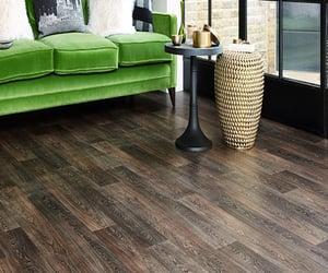 vinyl flooring, anti slip, and wood effect image