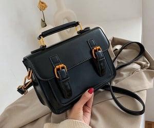 fashion, luxury, and backpack image