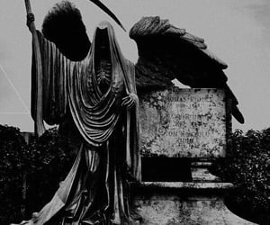 aesthetic, death, and grave image