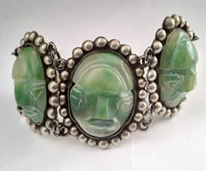 etsy, carved jade, and statement runway image