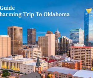 travel guide, travel tips, and trip to oklahoma image