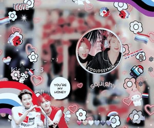 SeongJoong Couple Theme ♥ﻬ♥{3/3} creator bday special!  ❌ Do NOT steal or claim as yours!  ❌ Do NOT blur or crop out my watermark.   ✔ Please credit me if you use.  ✔ If you see someone stealing, please DM me @SoGlossyMin (Amino) or @nochu_elly (insta)