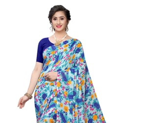 ethnicbazaar and indian casual sarees image