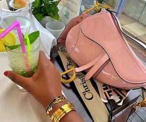 bag, Christian Dior, and cartier image