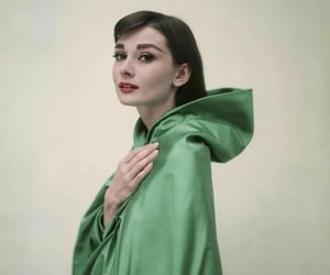 50s, actress, and audrey hepburn image