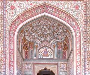 fort, Ganesh, and Ganesha image