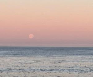 pastels, sunrise, and sunset cliffs image