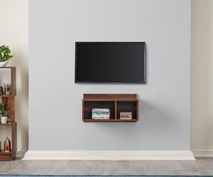 tv stand, gotham tv unit, and buy wooden tv unit image