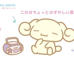 hello kitty, kuromi, and sanrio image