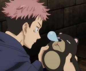 itadori yuuji, anime, and jjk image