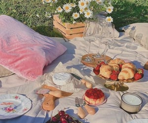 picnic and aesthetic image