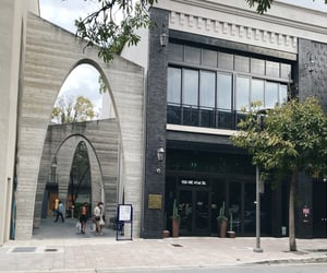 architecture, shopping, and buildings image