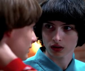 will, stranger things, and finn wolfhard image