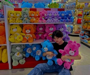 aesthetic, care bears, and indie image