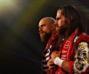 wwe, james drake, and zack gibson image