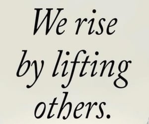 be kind and lift each other image