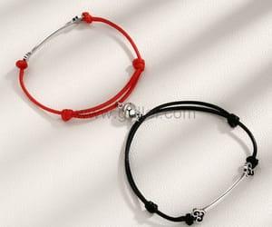 bracelets, personalized, and fashion image