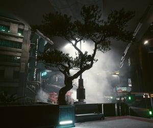 city, cyberpunk, and dystopian image