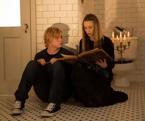 coven, kyle, and american horror story image