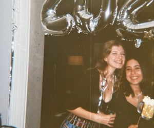 alcohol, girls, and balloons image