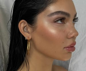 beauty, lips, and contour image