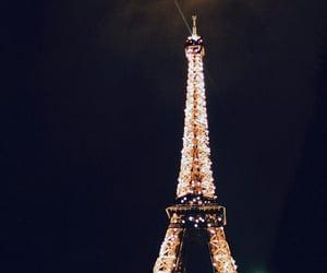 city, landscapes, and paris image
