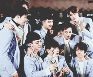 boys, Chen, and group image