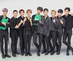 exo, boy group, and chanyeol image