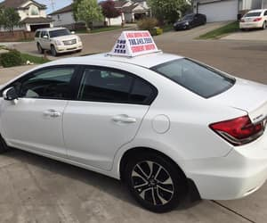 driving classes edmonton, drivers test edmonton, and edmonton driving school image