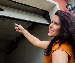 garage door replacement, garage door repairs, and garage door installations image