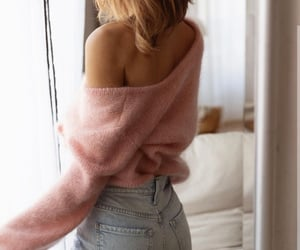 blogger, cashmere sweater, and zadig et voltaire image