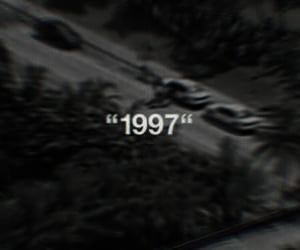 90s, aesthetic, and black and white image