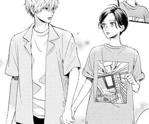 couple, cute, and uruwashi no yoi no tsuki image