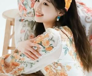 dress, korean, and loona image