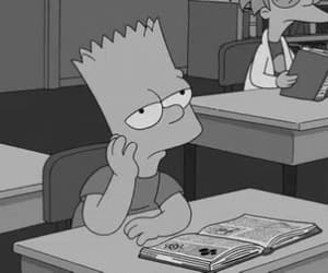 gif and bart simpson image