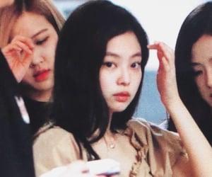 blackpink, jennie, and jennie kim image