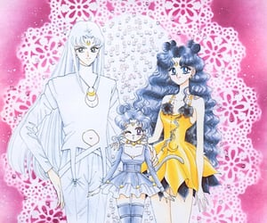 anime, art, and luna image