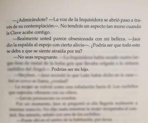 book, city of ashes, and ciudad de ceniza image